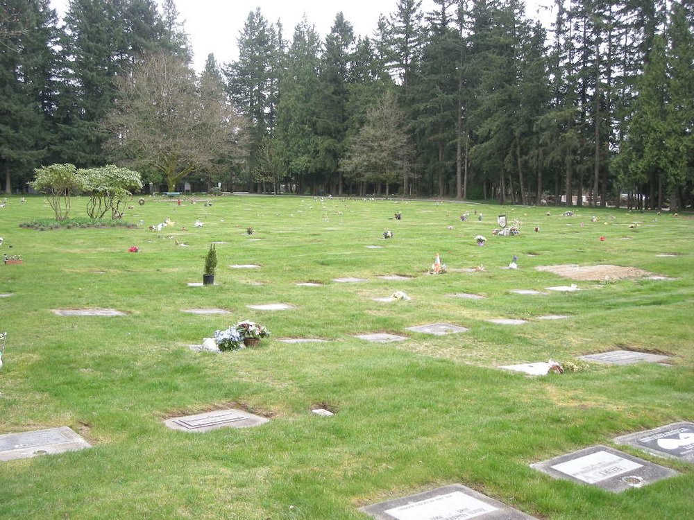 Lawn Cemetery